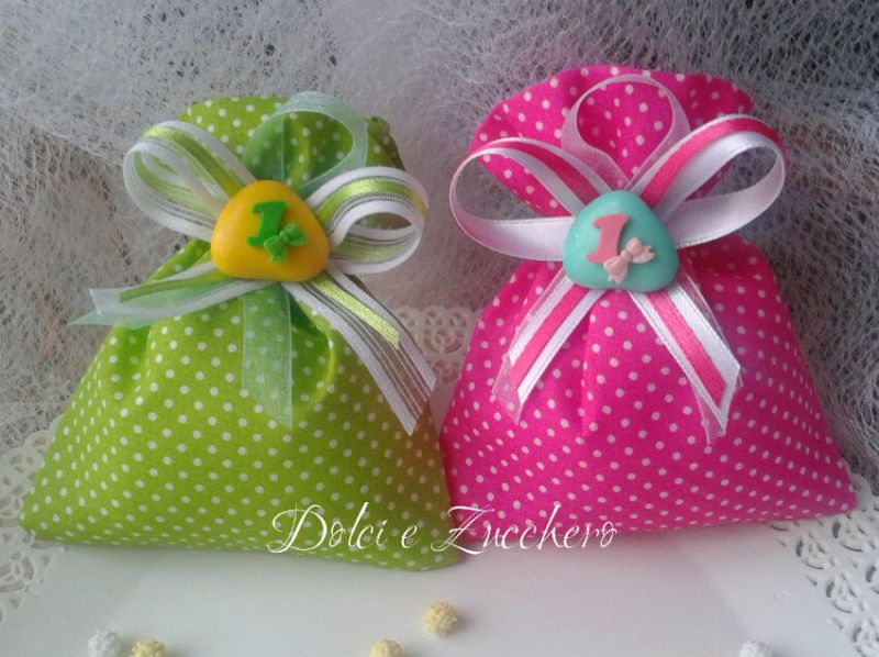 Top Idee Bomboniere Primo Compleanno | Dolci e Zucchero FU79