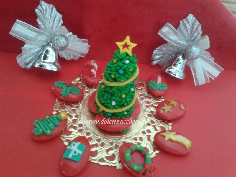 Idee Segnaposto Matrimonio Natalizio : Idee per natale confetti decorati e segnaposti natalizi