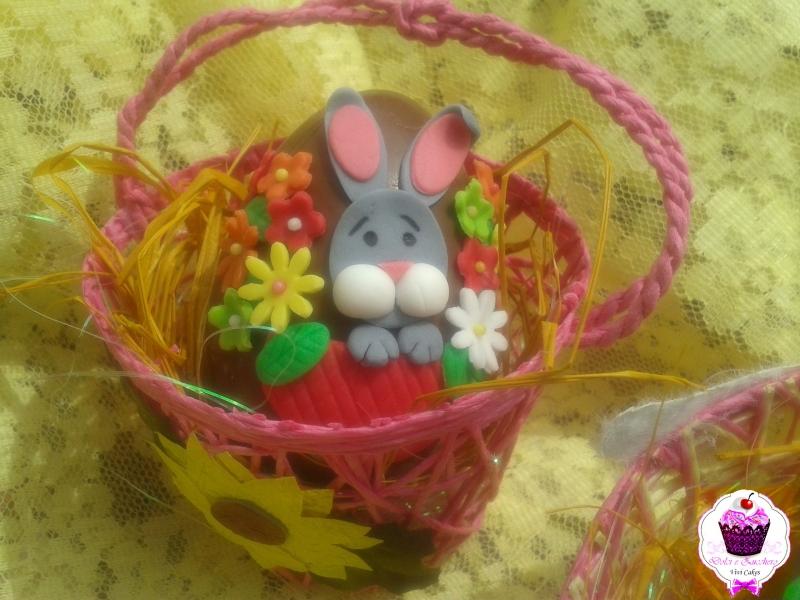 Ricorrenze speciali dolci e zucchero - Uova di pasqua decorati ...
