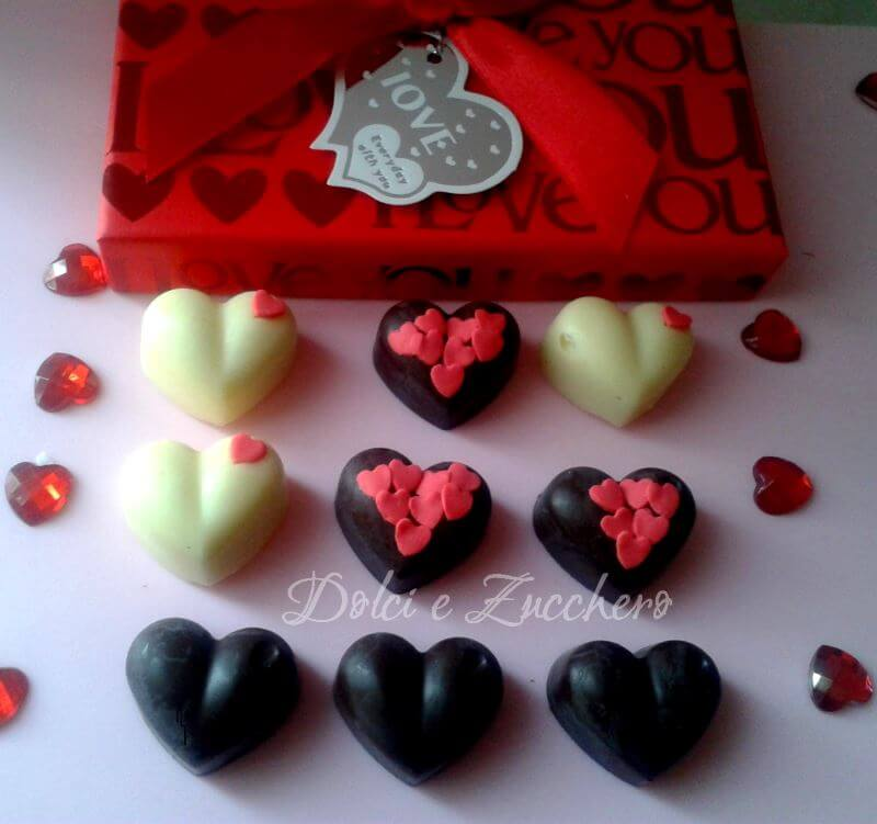 Préférence Idee regalo per San Valentino | Dolci e Zucchero BX06