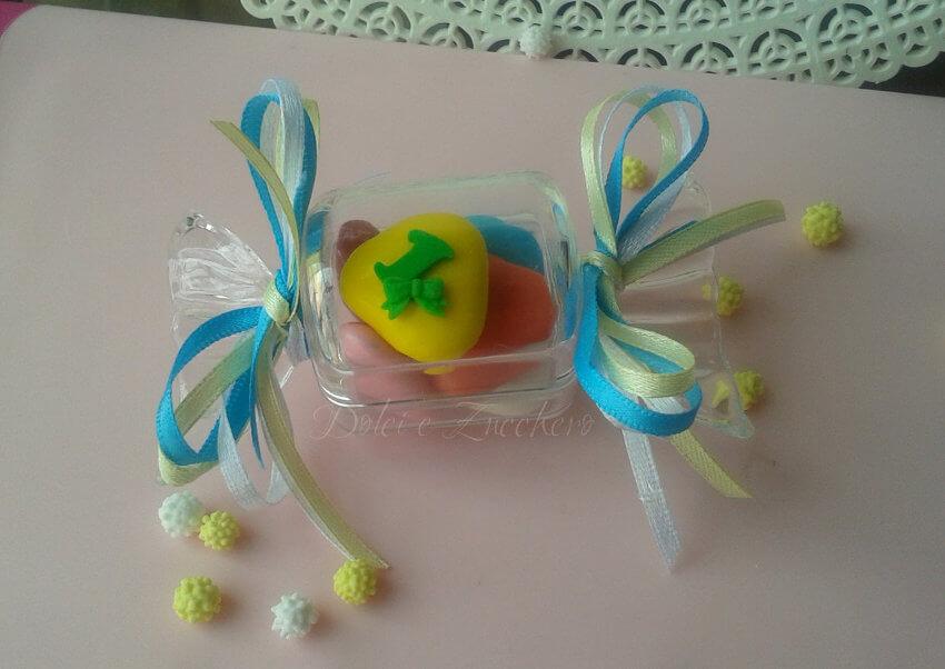 Favorito Idee bomboniere segnaposti primo compleanno WZ19
