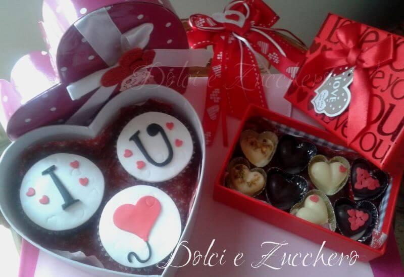 Idee Regalo Per San Valentino Dolci E Zucchero