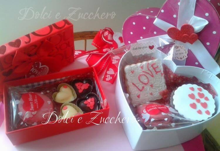 Idee regalo per san valentino dolci e zucchero - San valentino idee romantiche ...